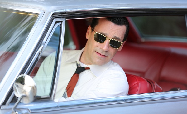 Don Draper looking fly