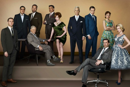 Mad Men wins best drama at the 2010 Emmys