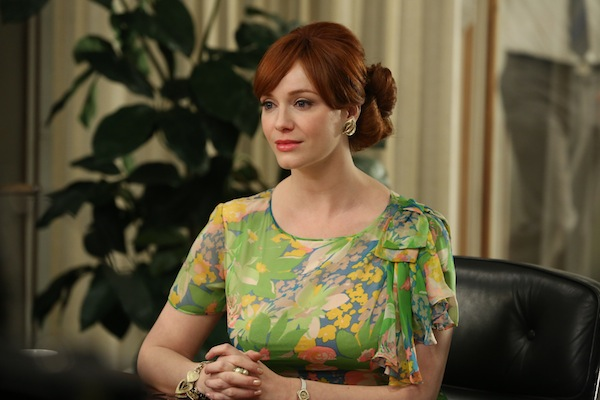 Joan of Mad Men