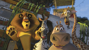 The entire gang is back in Madagascar 2
