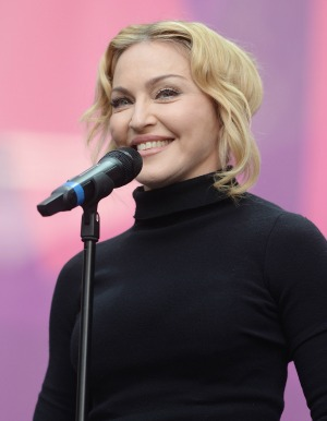 Madonna is banned for US cinema chain for texting during a movie