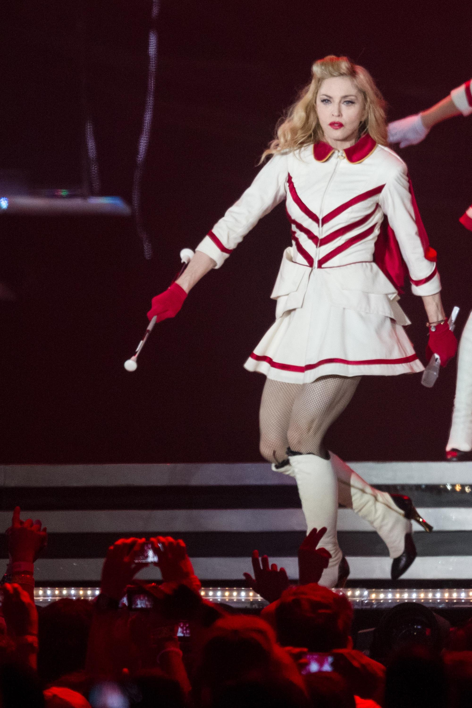 Madonna Truck