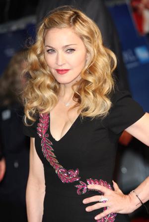 Madonna at WE screening