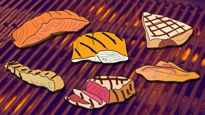 Here's How to Grill Your Favorite