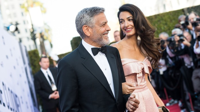 Amal Clooney Spoke About Life With