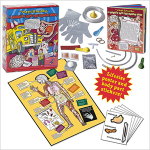 Magic School Bus themed science kit for kids | Sheknows.ca