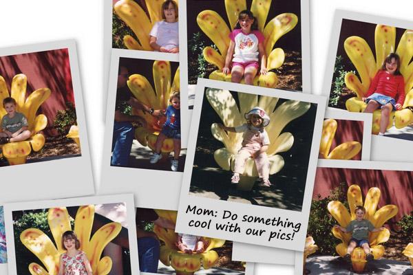 Make a photo collage