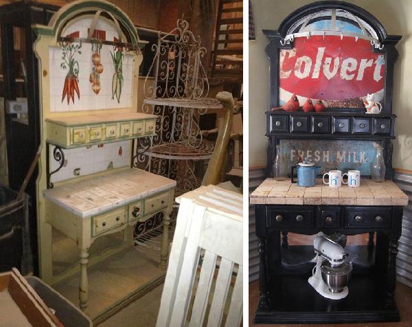 Shocking Repurposed Furniture Sheknows
