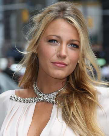 The Blake Lively look
