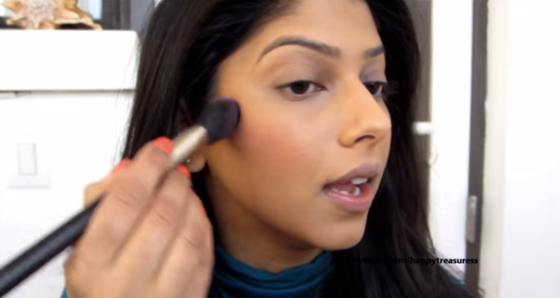 Makeup tips for olive skin