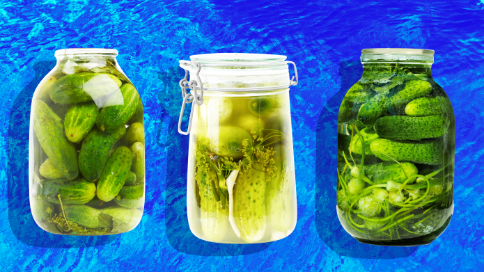 11 Gourmet Pickles That Are Going
