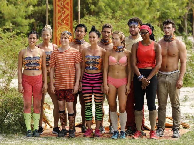Malolo tribe on Survivor: Ghost Island