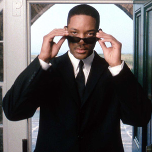 Will Smith in Men In Black 2