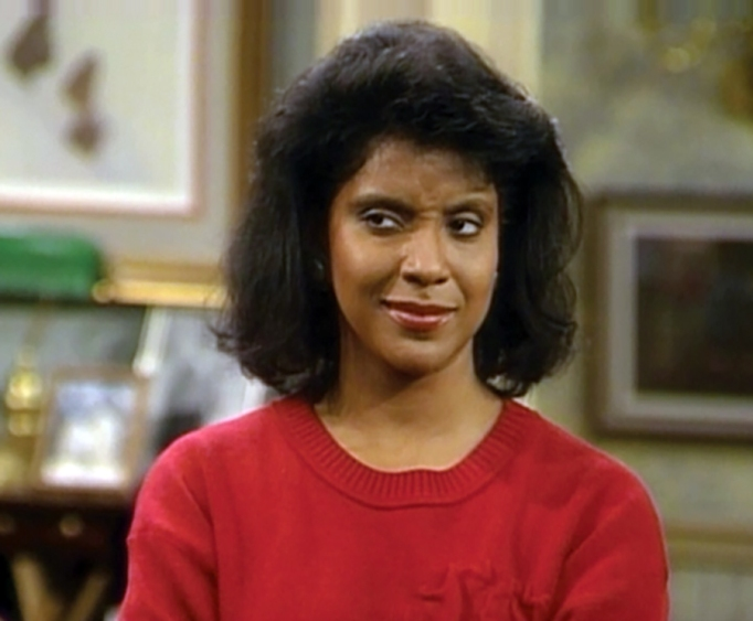 Phylicia Rashad as Clair Huxtable on 'The Cosby Show'