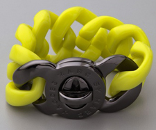 MARC by Marc Jacobs Candy Turnlock Exploded Katie Bracelet
