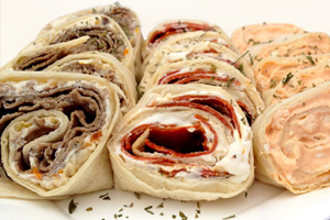 Tortilla roll-up