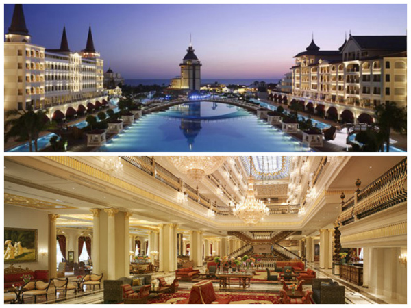Mardan Palace Hotel , Antalya, Turkey