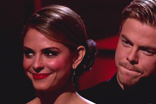 Maria Menounos eliminated from Dancing With the Stars