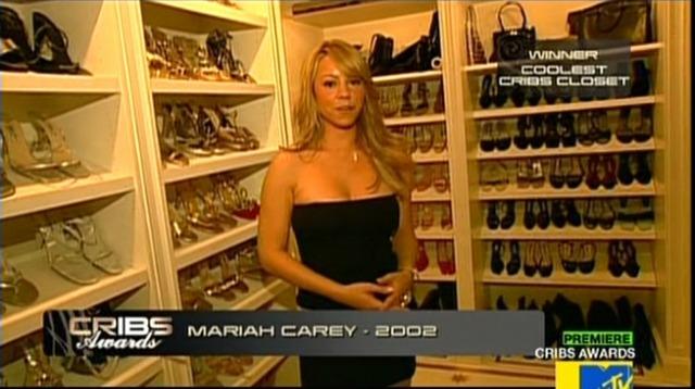 Mariah Carey Cribs