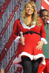 Mariah Carey at Disney World