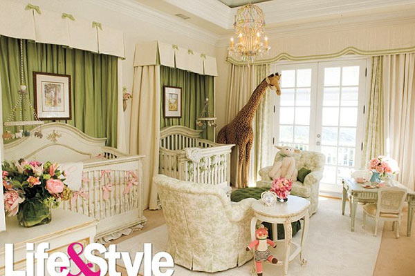 Mariah Carey S Nursery