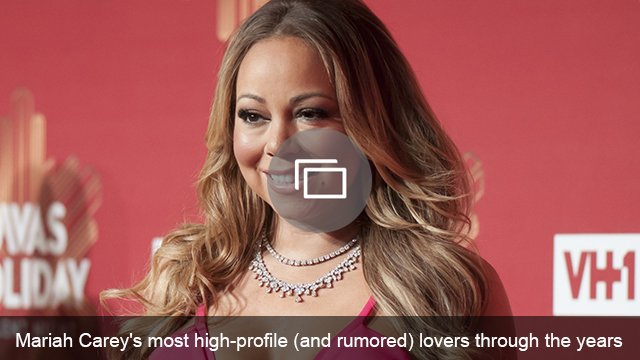 Mariah Carey boyfriends slideshow