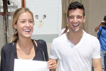 Mark Ballas reportedly dating Kristin Cavallari