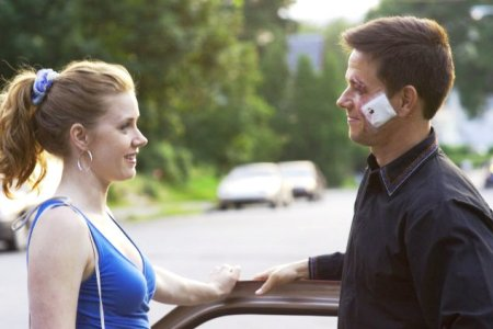 Amy Adams and Mark Wahlberg