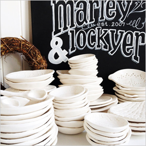 Etsy finds: Outdoor entertaining items - Marley and Lockyer