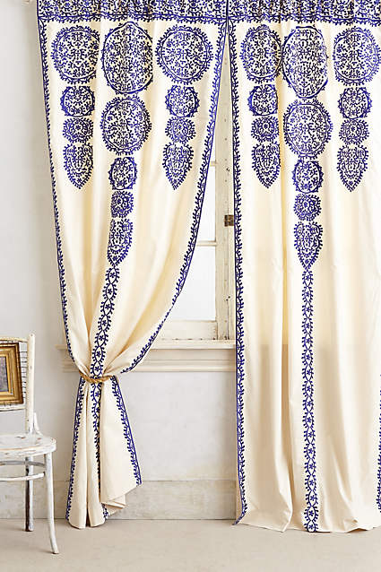 Marrakech Curtains from Anthropologie