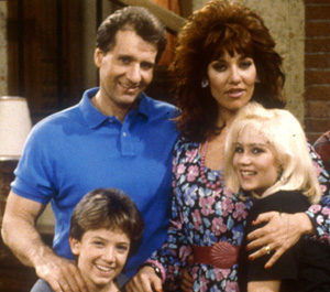 Al Bundy in Married with Children