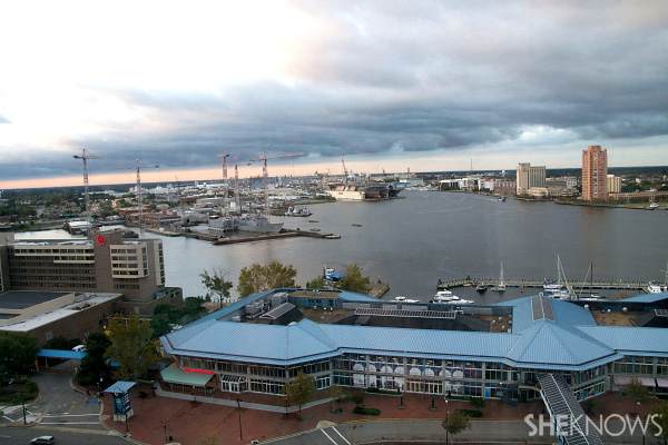 Travel guide to Norfolk, VA