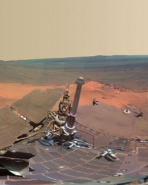 Mars looks a lot like Arizona
