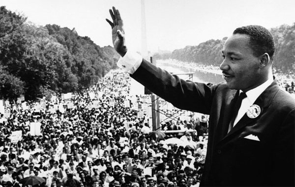 martin luther king jr speech