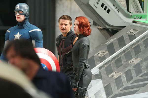Marvel: The Avengers will close out the Tribeca Film Festival