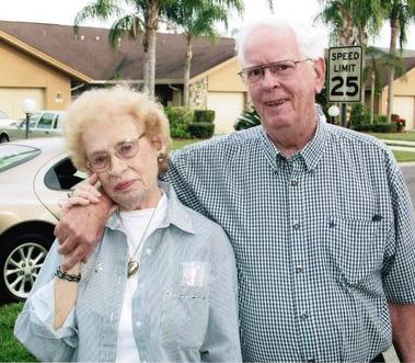 Mary and Ray Finlayson