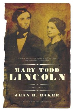 Mary Todd Lincoln cover