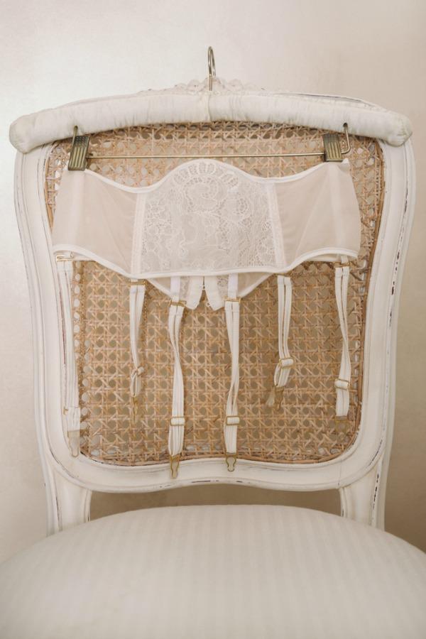 Elle Goldie mastectomy lingerie