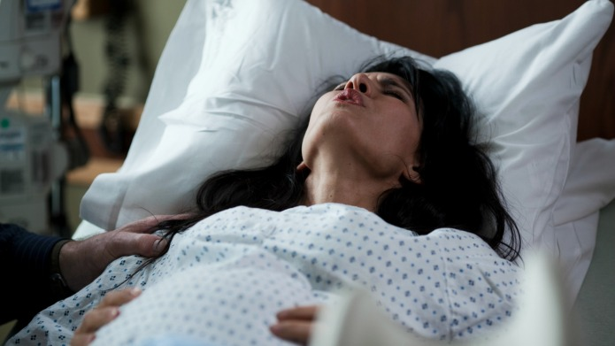 Mother blogs about her 'orgasmic' birth