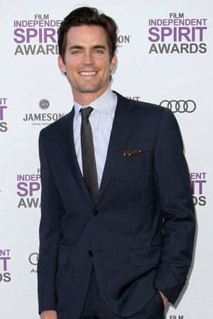 Matt Bomer on Glee!