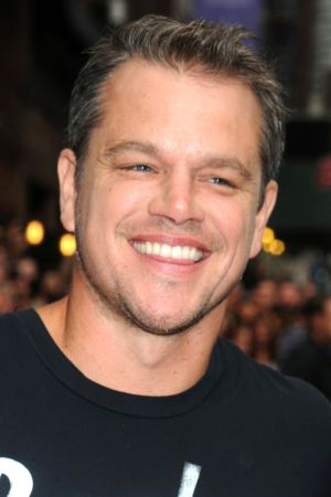 Matt Damon wants to be Brad Pitt