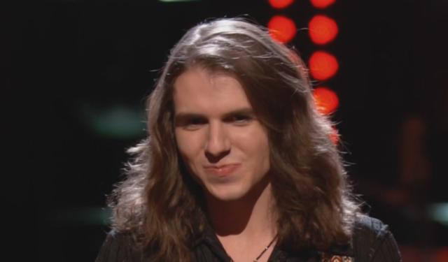 Matt on The Voice