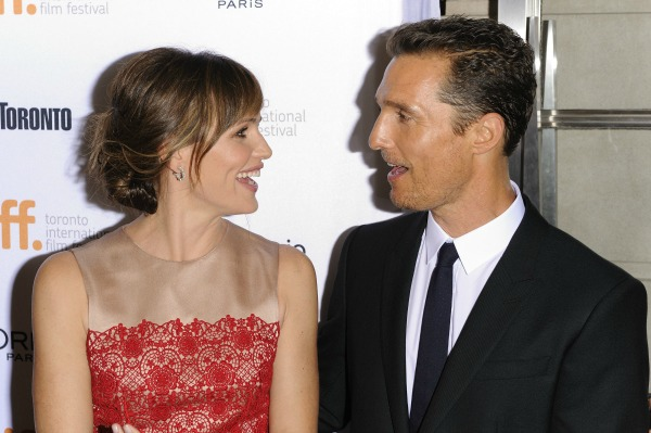 Jennifer Garner Matthew McConaughey