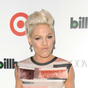 P!nk uses Woman of the Year