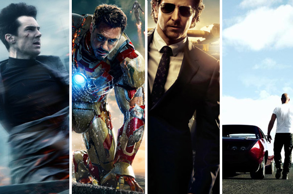 Movie squels in May - Star Trek, Iron Man, Hangover and Fast & Furious