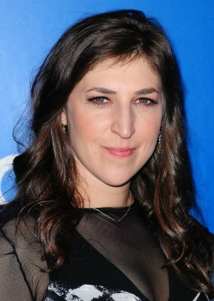 Mayim Bialik's hand injured in accident