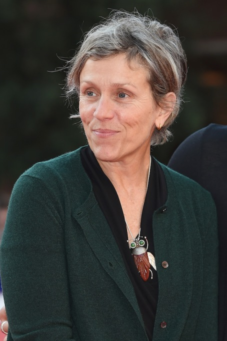 Celebs who love weed: France McDormand