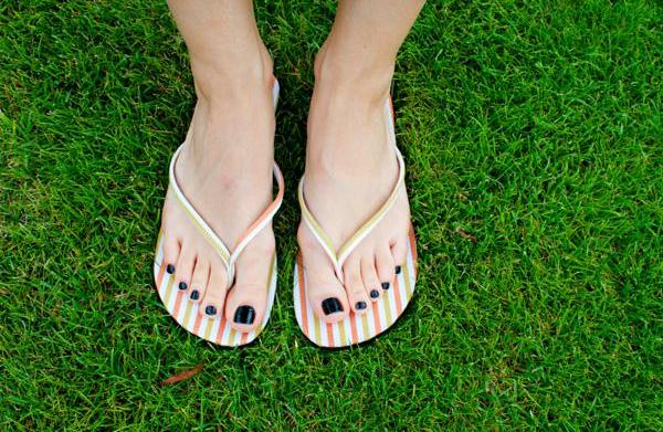 Pamper and polish: Get your feet