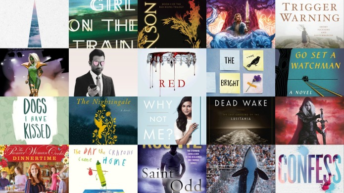 Goodreads Choice Awards: 20 Best books