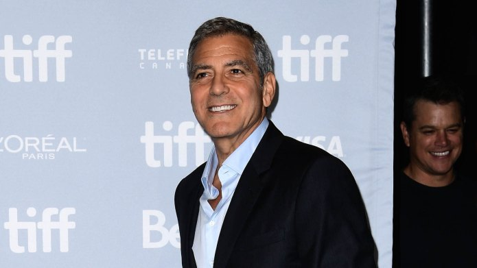 George Clooney Accused of Misconduct by